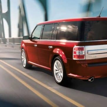2019-Ford-Flex-Limited-Exterior-Rear-view