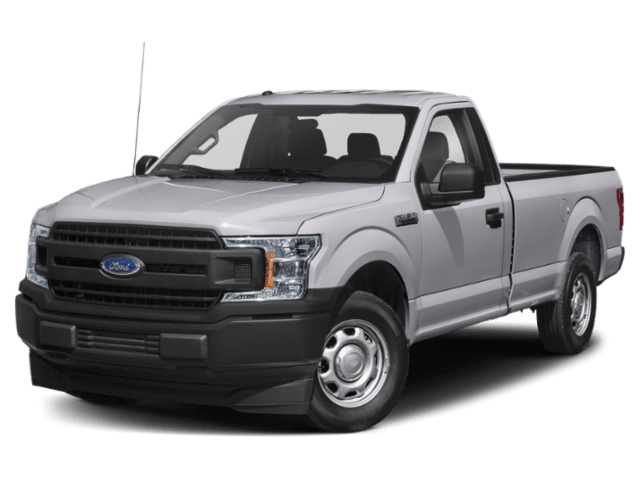 2020 Ford F-150 in grey