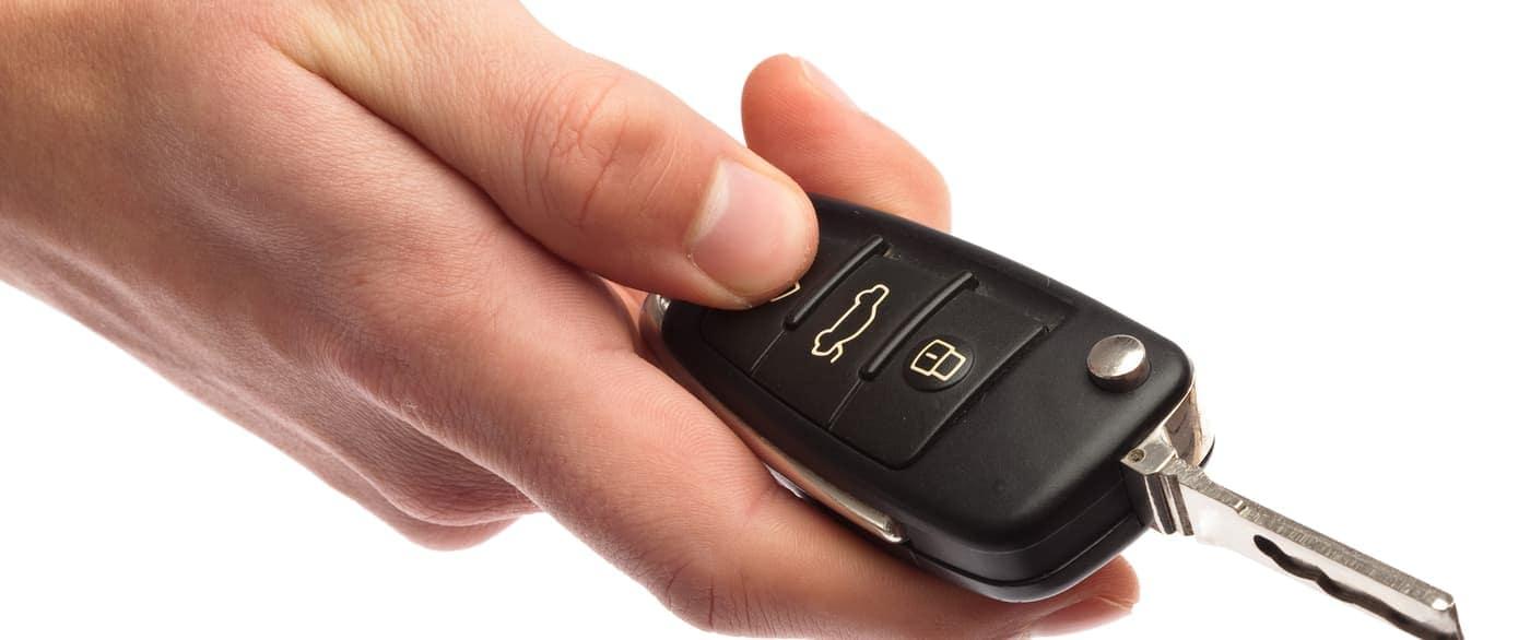 remote start car key