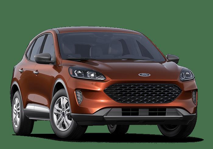 2020 Ford Escape Orange