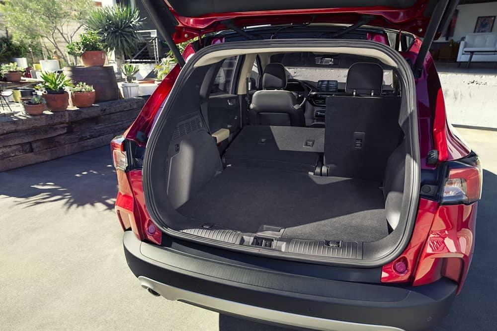 2020 Ford Escape Space