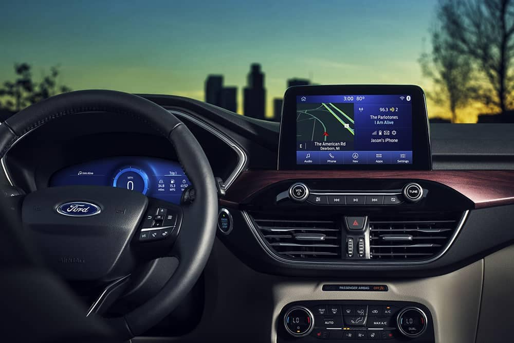 2020 Ford Escape Technology
