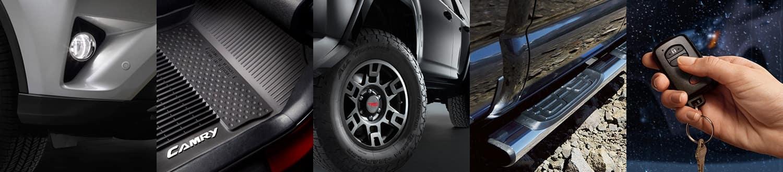 Genuine Toyota Parts