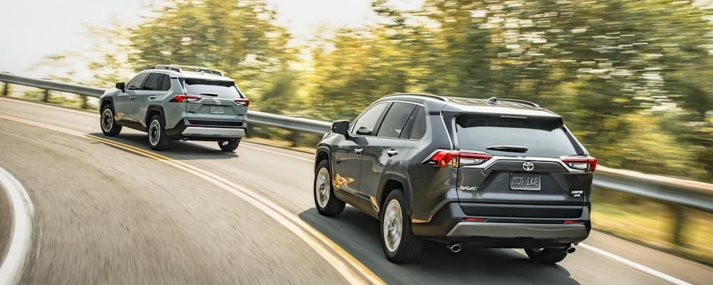 Rav4 Towing Capacity >> How Much Can The 2019 Toyota Rav4 Tow Jordan Toyota