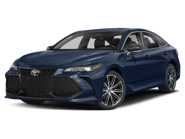 2020 Toyota Avalon in blue
