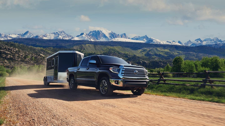 2020 Toyota Tundra towing capacity