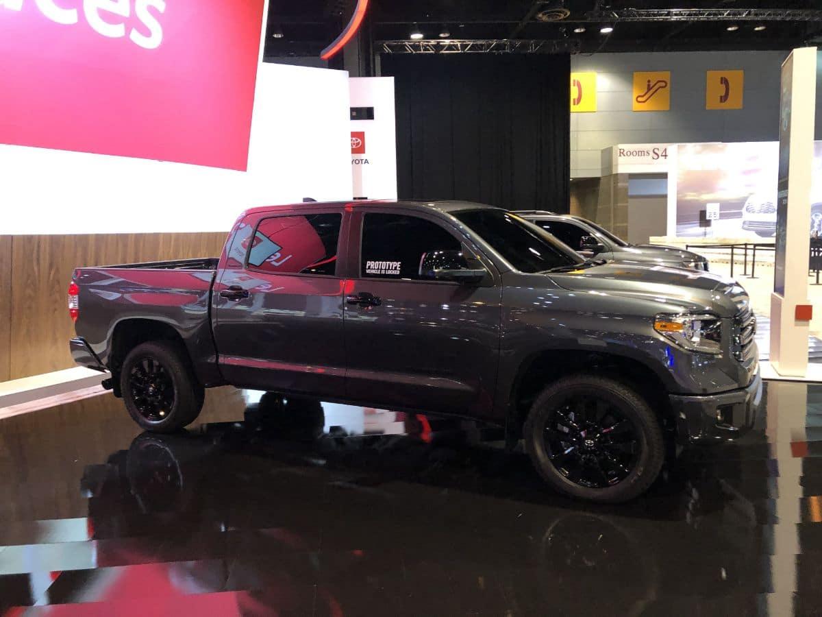 Toyota Tundra Nightshade