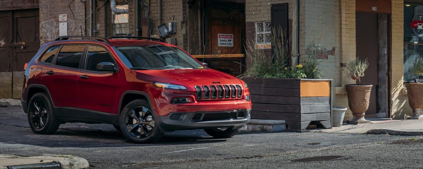 2017 Jeep Cherokee Exterior in Spearfish, SD