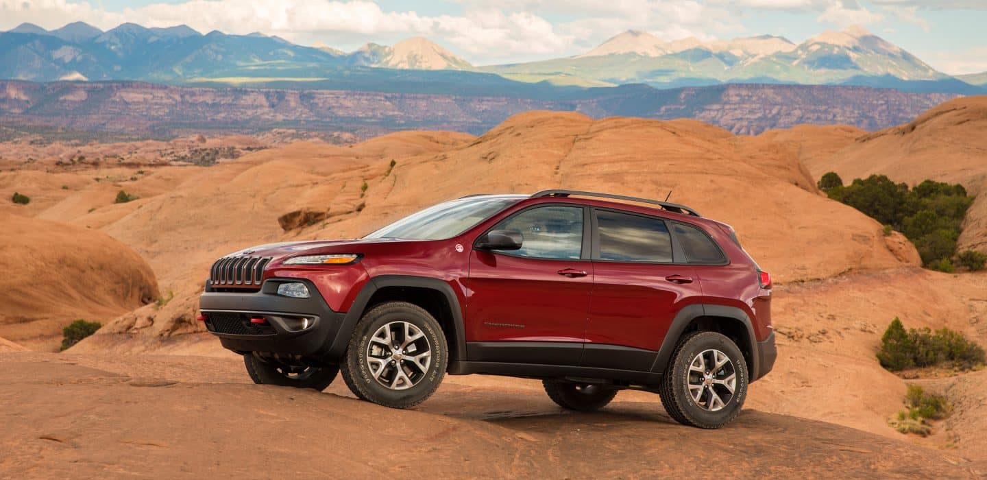 2017 Jeep Cherokee Details in Spearfish, SD