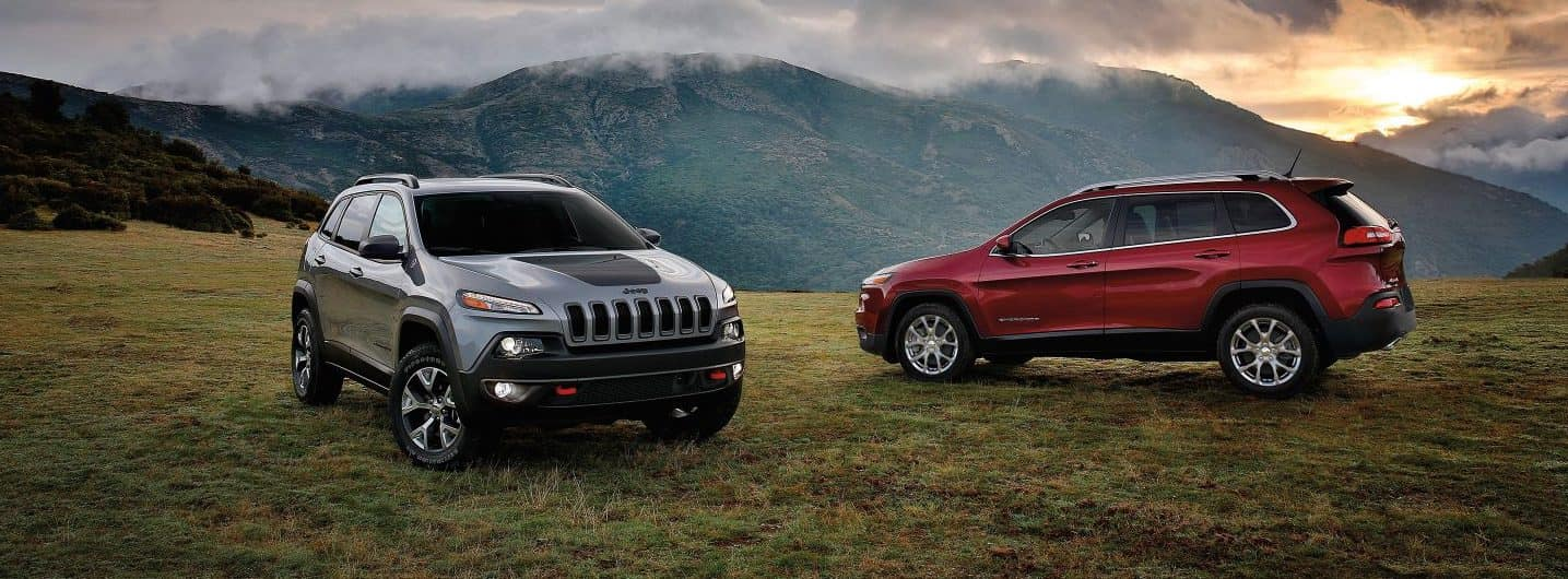 2017 Jeep Cherokee Trim Packages in Spearfish, SD