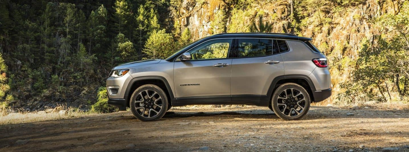 2017 Jeep Compass Details in Spearfish, SD