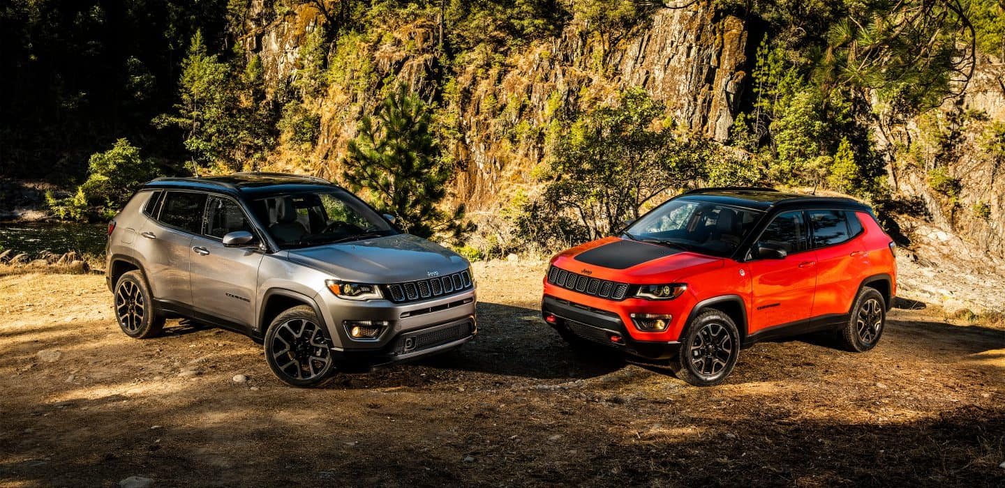 2017 Jeep Compass Trim Packages in Spearfish, SD