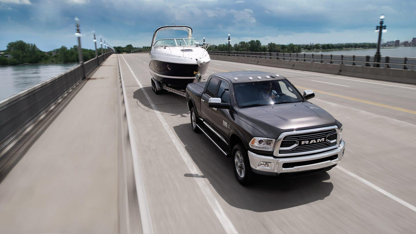 2018 RAM 2500 Trim Package Comparison in Spearfish, SD