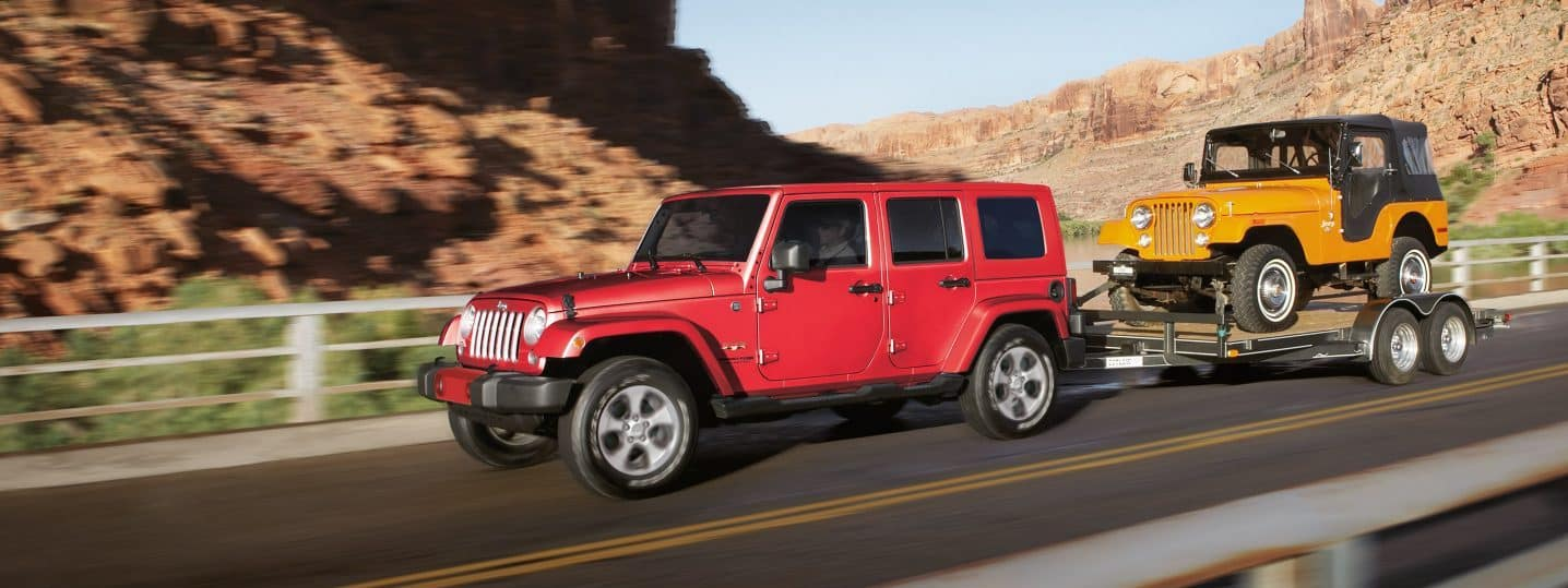 2018 Jeep Wrangler Unlimited Trim Levels U2013 Information For Drivers In  Spearfish, SD