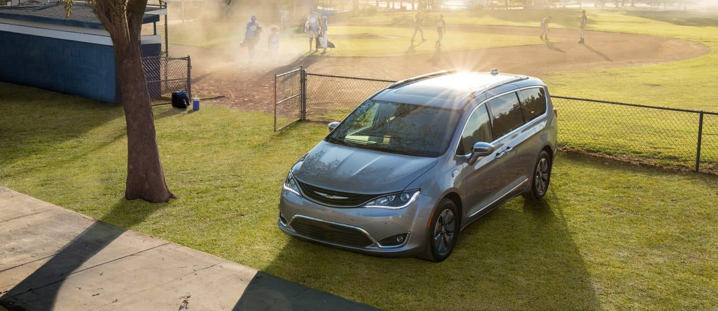 2018 Chrysler Pacifica Trim Levels in Spearfish, SD
