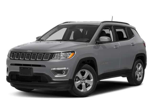 2018 Jeep Compass Compare