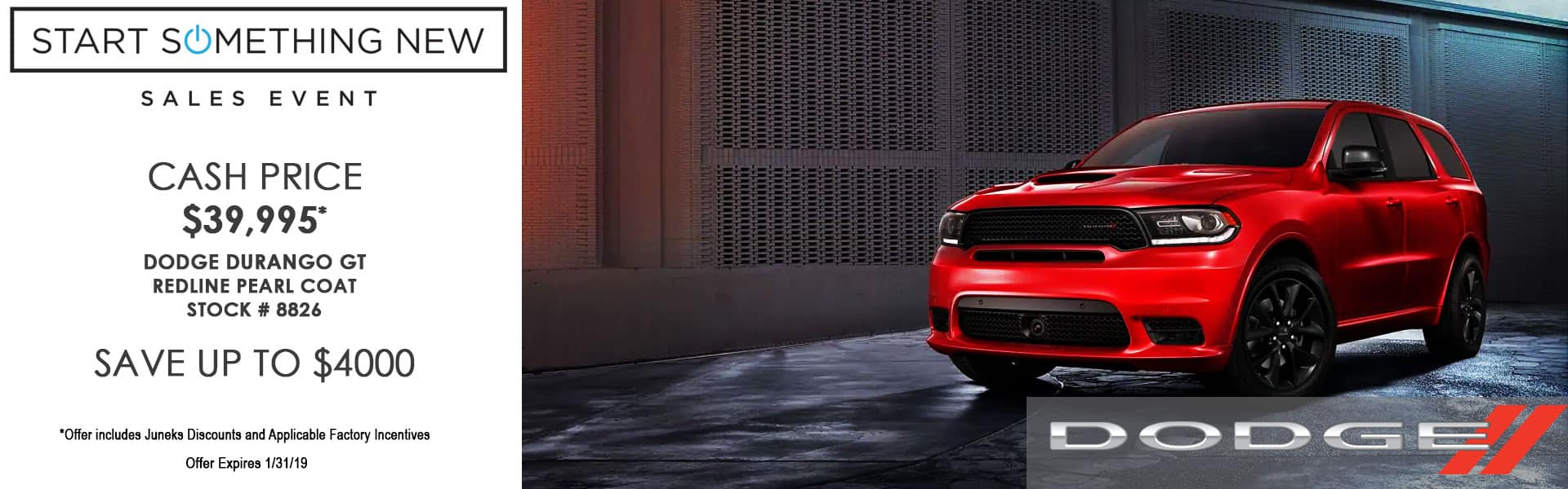Dodge Durango GT