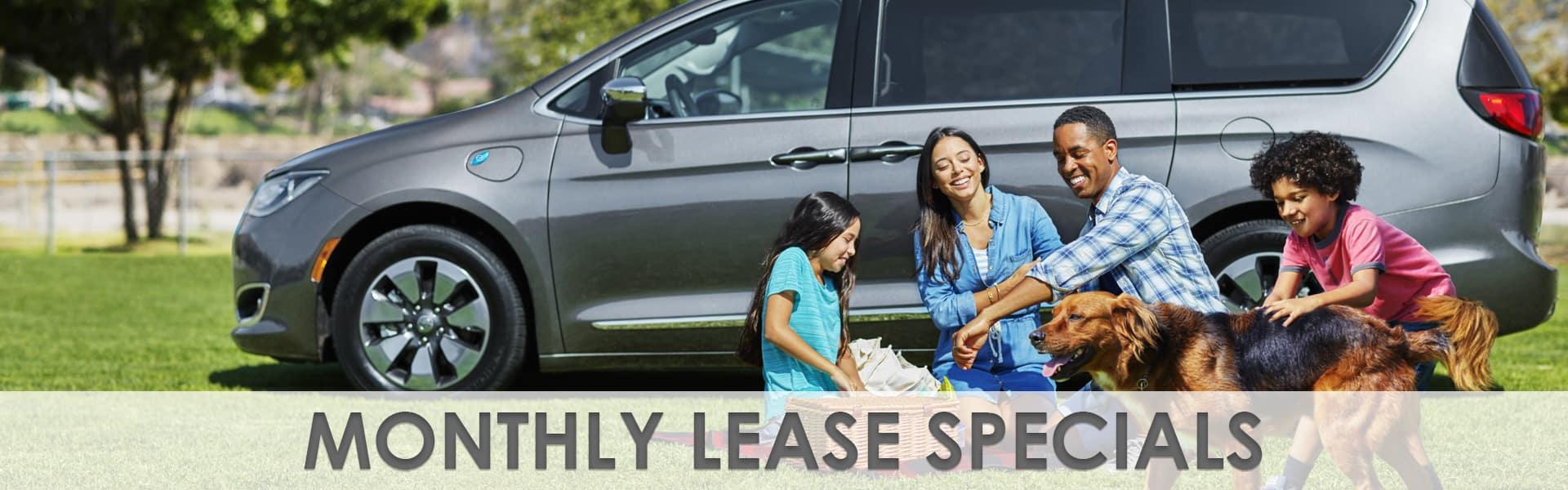 Juneks Lease Specials
