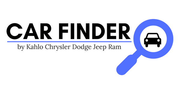 Car Finder Kahlo Chrysler Dodge Jeep Ram Near Indianapolis