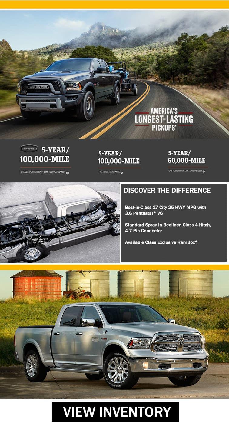 Ram 1500 Work Trucks for sale