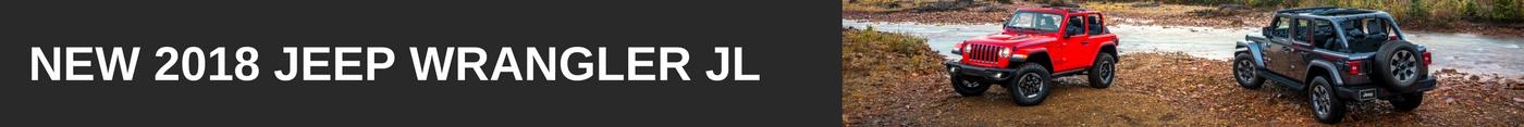 All-New 2018 Jeep Wrangler JL