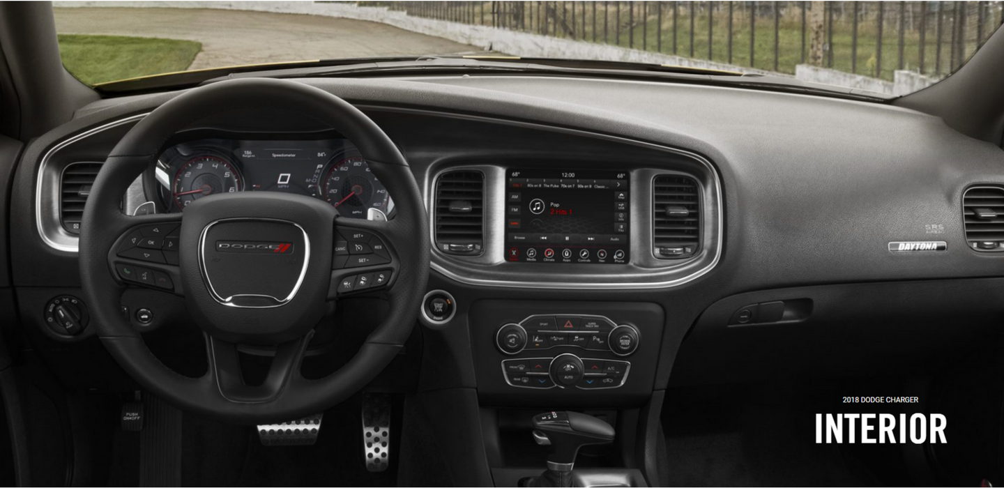 Dodge Charger Lease >> New 2018 Dodge Charger near Kokomo IN | Kahlo CDJR in Noblesville IN