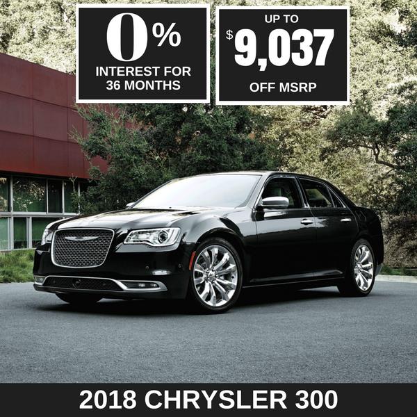 2018 Chrysler 300 on sale, Noblesville IN