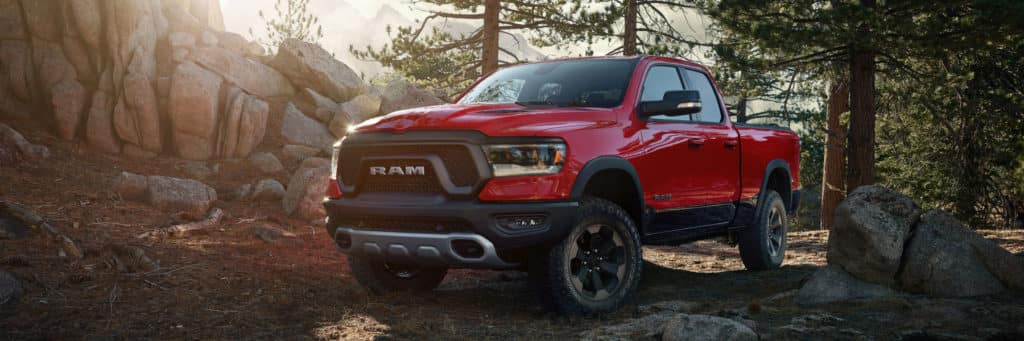 All-New 2019 Ram 1500 near Carmel, IN