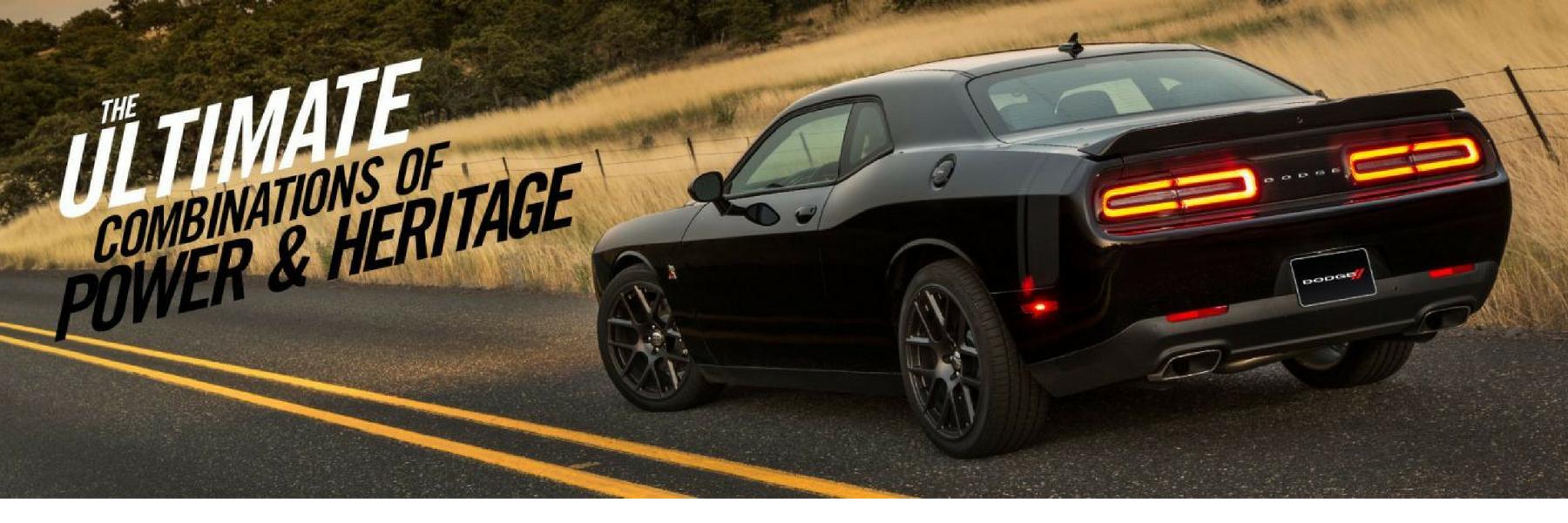 New 2018 Dodge Challenger Noblesville IN