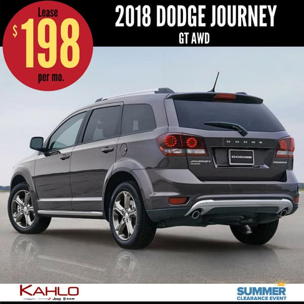 Vehicle Lease Specials | Kahlo CJDR in Noblesville, IN