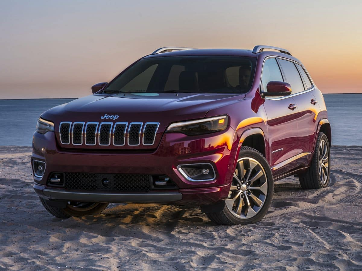 New Jeep Cherokee in Noblesville IN