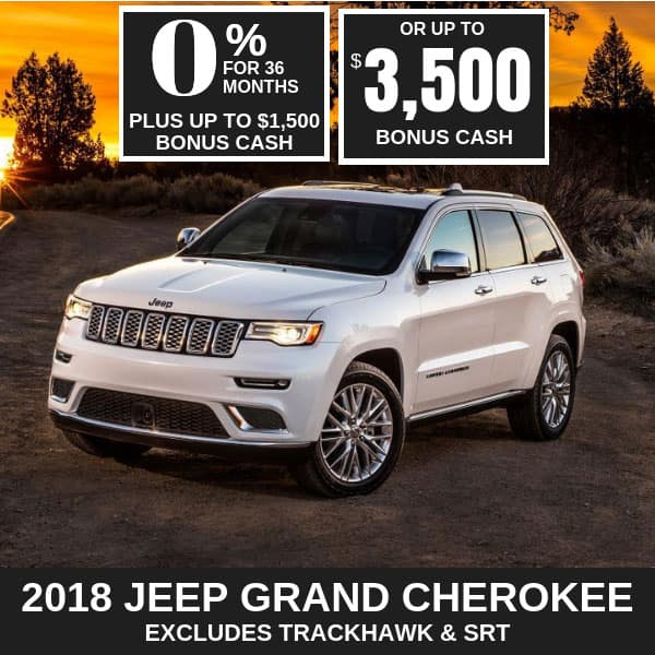 2018 Jeep Grand Cherokee on sale, Noblesville IN