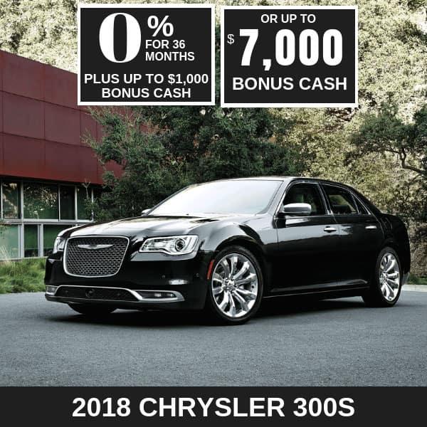 2018 Chrysler 300S on sale, Noblesville IN