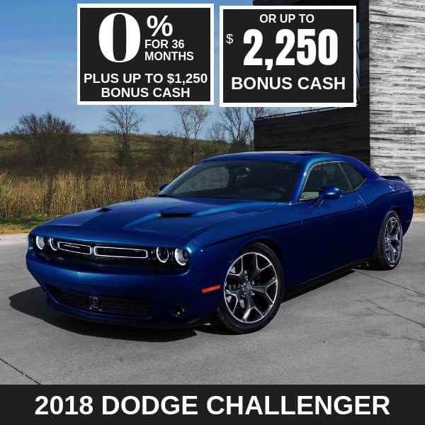 2018 Dodge Challenger on sale, Noblesville IN