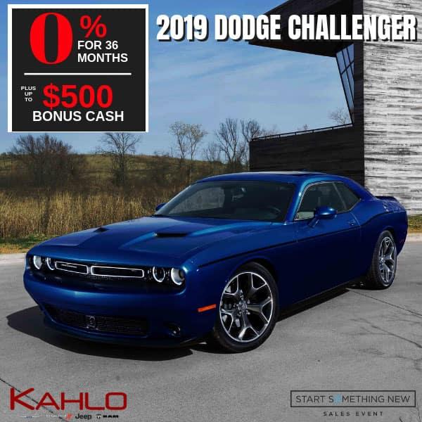 2019 Dodge Challenger on sale, Noblesville IN