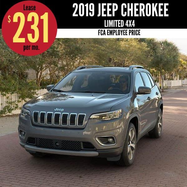 Jeep Cherokee Lease Deals Detroit
