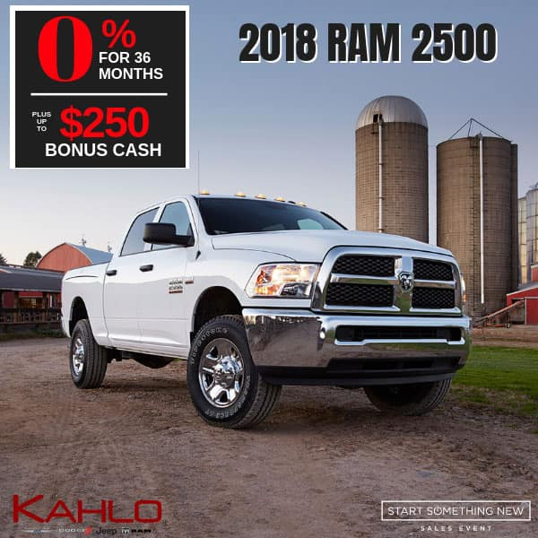 2018 Ram 2500 on sale, Noblesville IN