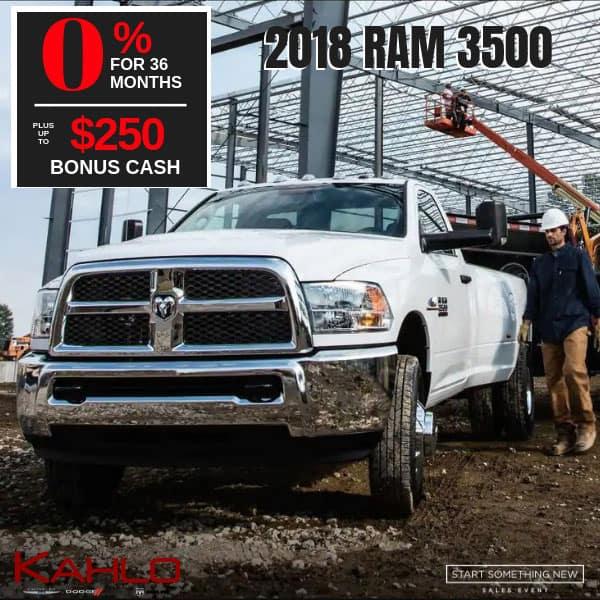 2018 Ram 3500 on sale, Noblesville IN