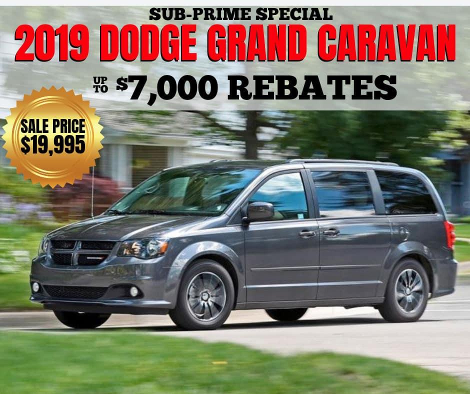 2019 Dodge Grand Caravan on sale, Noblesville IN