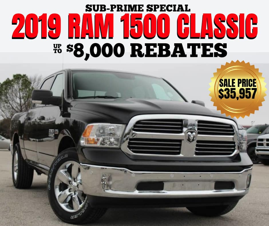 2019 Ram 1500 Classic on sale, Noblesville IN