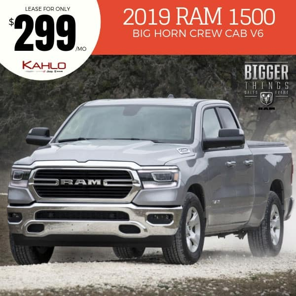 Kahlo Chrysler Dodge Jeep Ram In