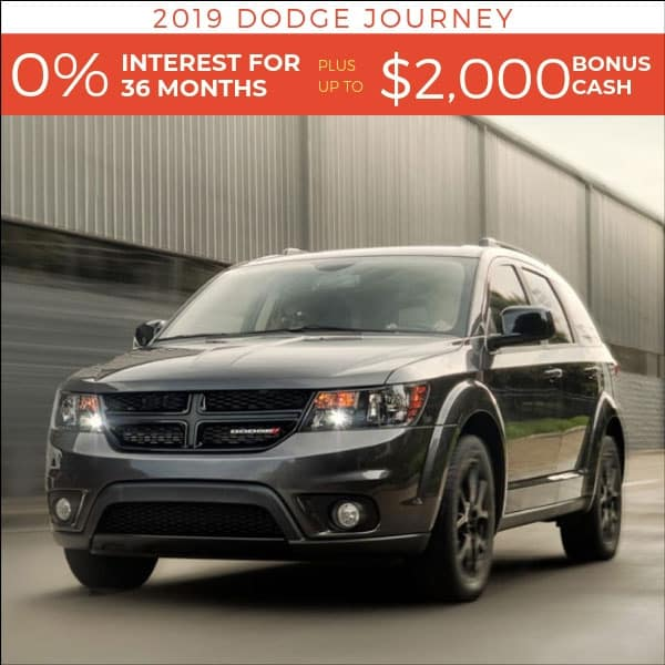 2018 Dodge Journey on sale, Noblesville IN