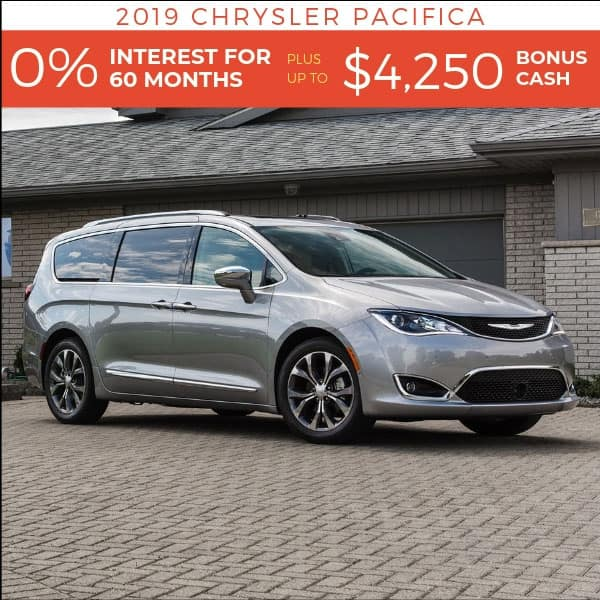 2019 Chrysler Pacifica on sale, Noblesville IN