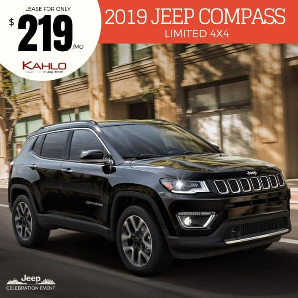 2019 Jeep Compass: Kahlo Chrysler Dodge Jeep Ram In