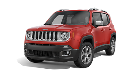 2018 Jeep Renegade - As low as $22,245!