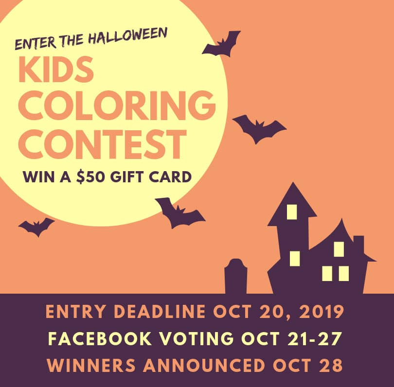 Kahlo Kids Coloring Contest