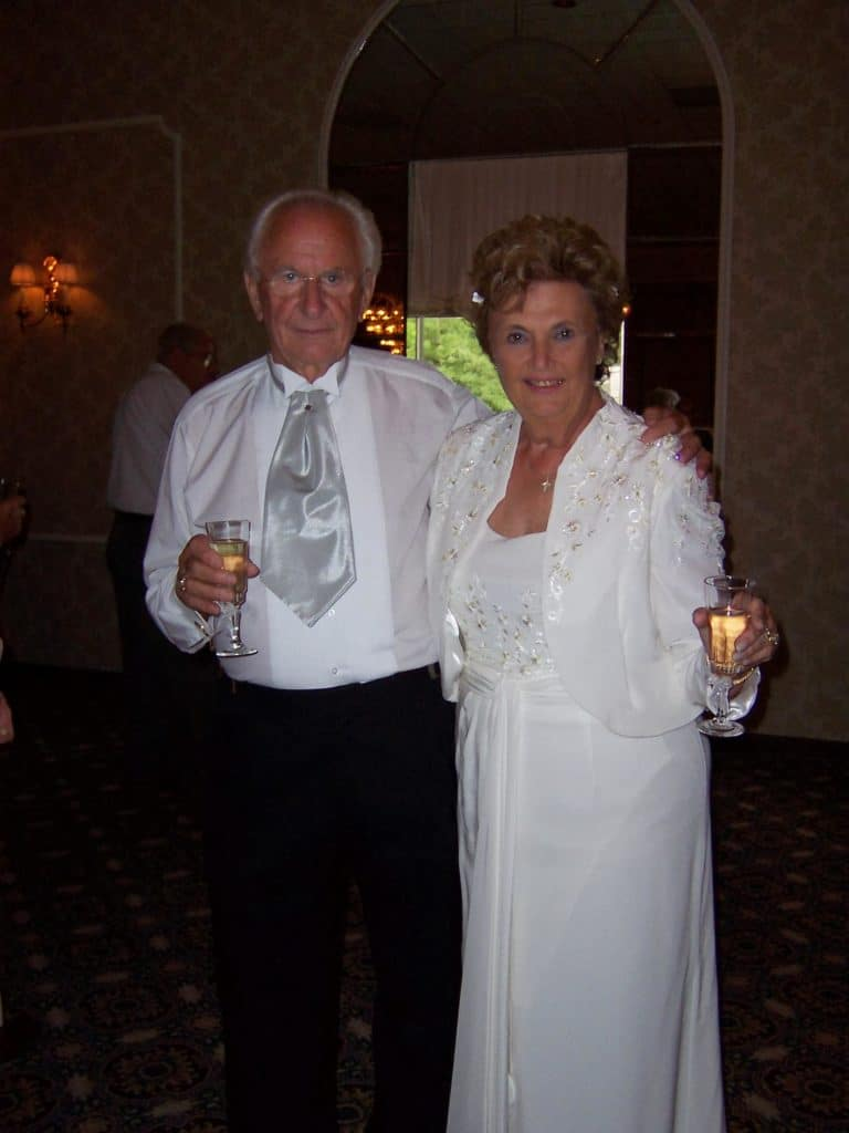 Peter and Donna - 60th Anniversary