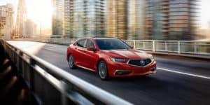 2020 Acura TLX Performance Red Pearl HP Slide