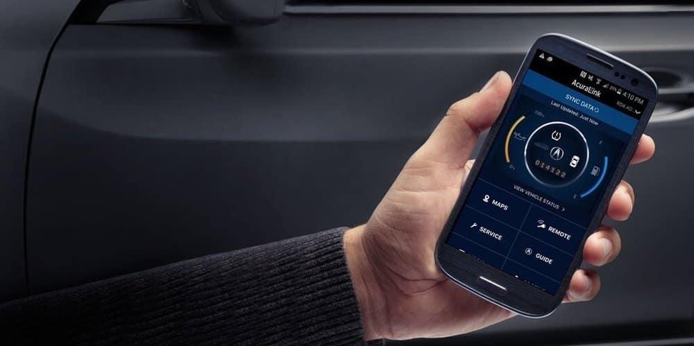 Acura Link on samsung