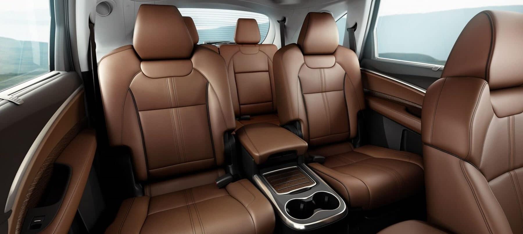 2018 Acura MDX Seating | Kansas City Acura Dealers